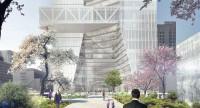 OMA edificar� su primera torre en Tokio