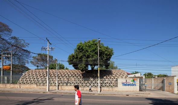 Centro de Rehabilitacion Infantil de la Teleton por Gabinete de ...