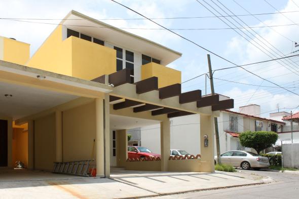 Villahermosa buscador de arquitectura for Remodelacion de casas pequenas fotos