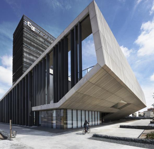 Estudio lamela arquitectos buscador de arquitectura - Estudio 3 arquitectos ...