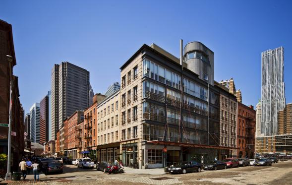edificios hist ricos en front street noticias de On buscador arquitectura