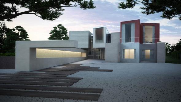 Casa de lujo en madird casa h abiboo architecture for Buscador de arquitectura