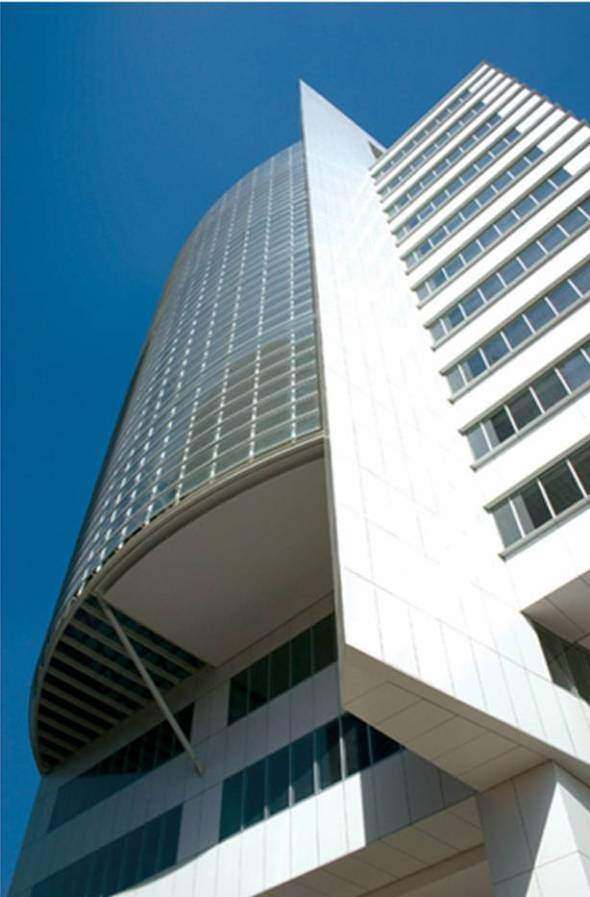 Edificio corporativo banorte arditti rdt arquitectos for Buscador de arquitectura