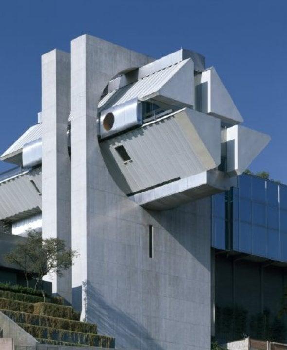 La casa volada agust n hern ndez noticias de for Arquitectos y sus obras