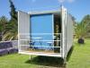 Este espacio modular es moldeable al gusto del consumidor.